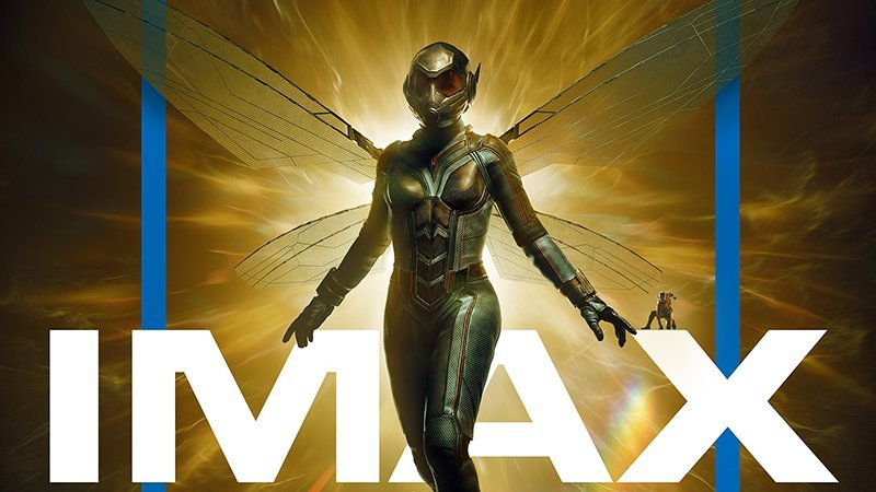 Ant-Man and The Wasp IMAX Art Released!