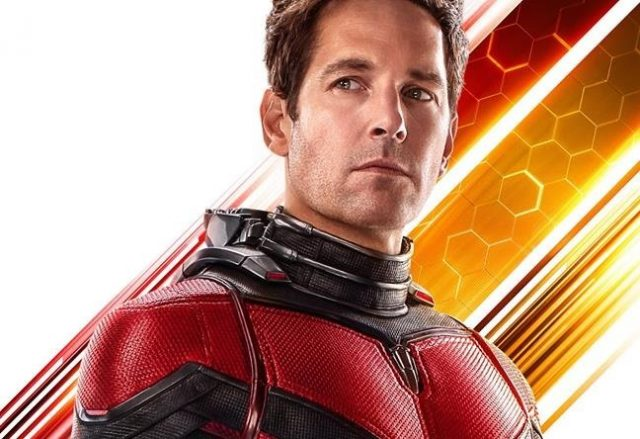 Ant-Man and The Wasp Unleash Ghost in New TV Spot