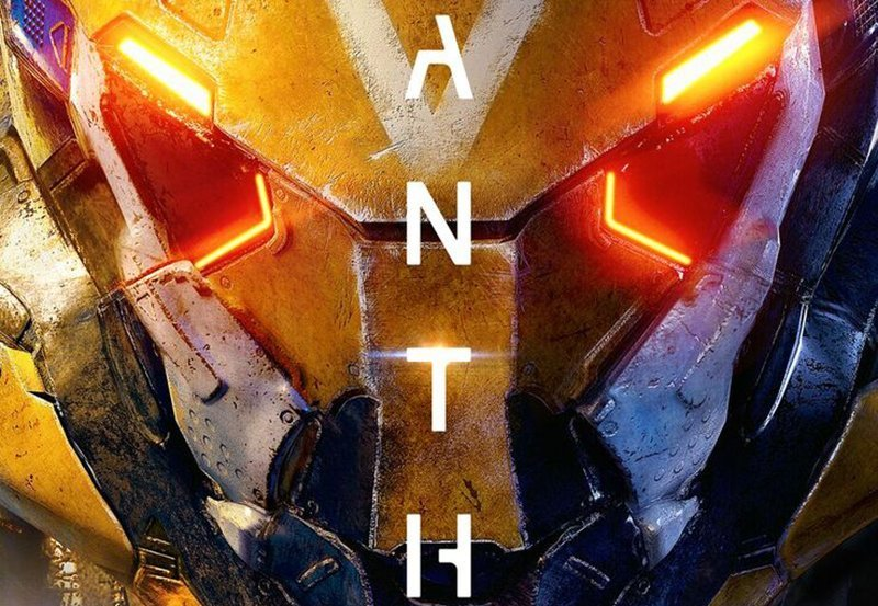 EA Teases Fans with Anthem Combat Reveal Trailer Prior to E3 2018