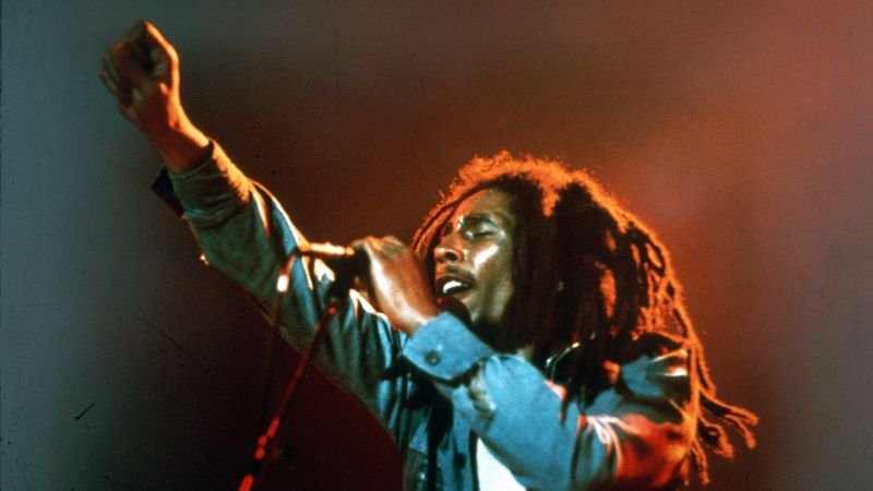 Bob Marley Biopic in Development from Paramount, Ziggy Marley