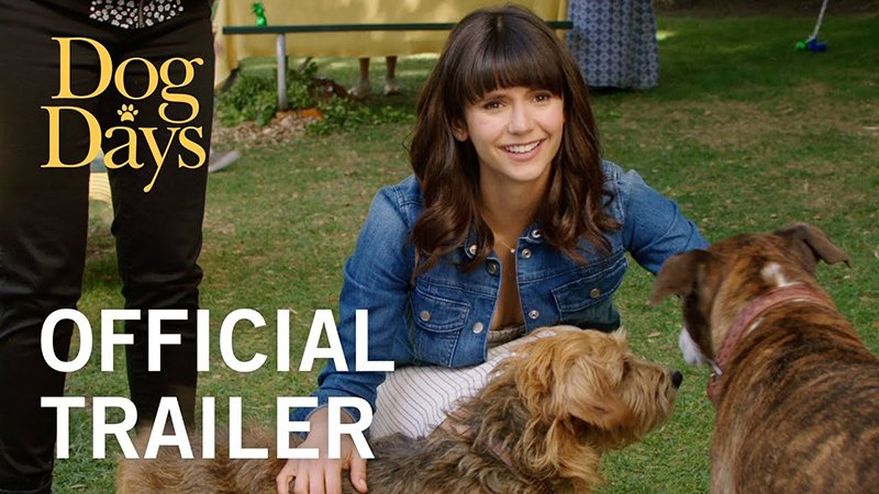 Dog Days Trailer: Lovable Canines Bring Us Together