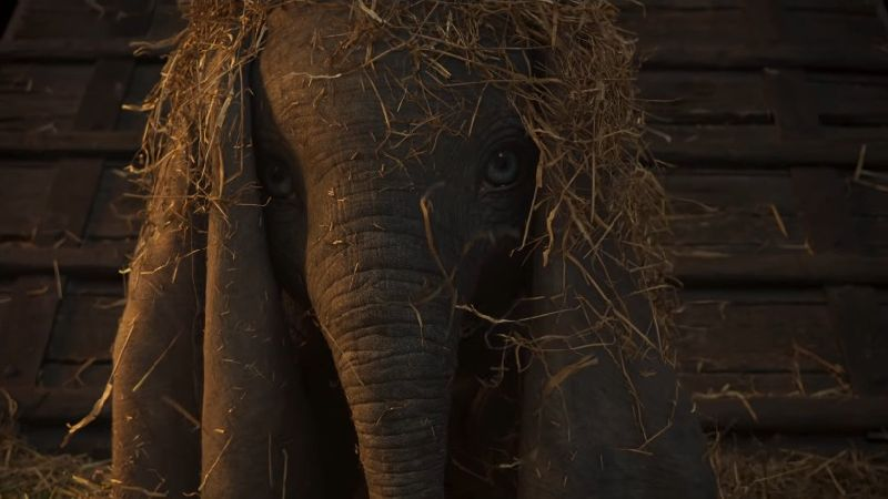 The First Live-Action Dumbo Teaser Trailer is Here!