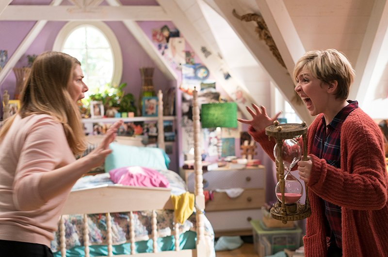 Freaky Friday Gets a Music-Driven Modern Adaptation for Disney Channel