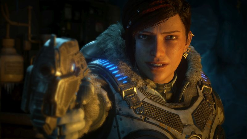 Gears of War 5 officially announced as Gears 5