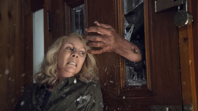 Jamie Lee Curtis Talks Laurie's 40 Year Nightmare in New Halloween