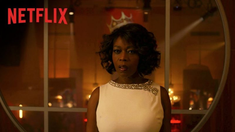 'Luke Cage' Season 2 promo: Mariah comes under fire