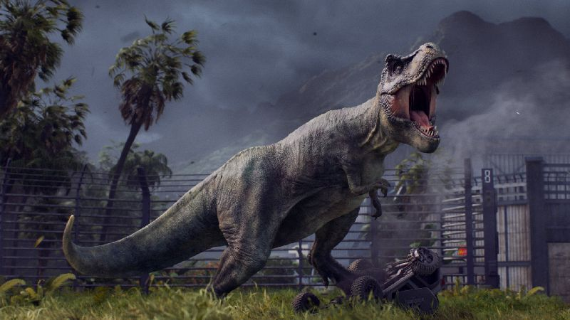 Jurassic World Evolution Launch Trailer Finds a Way