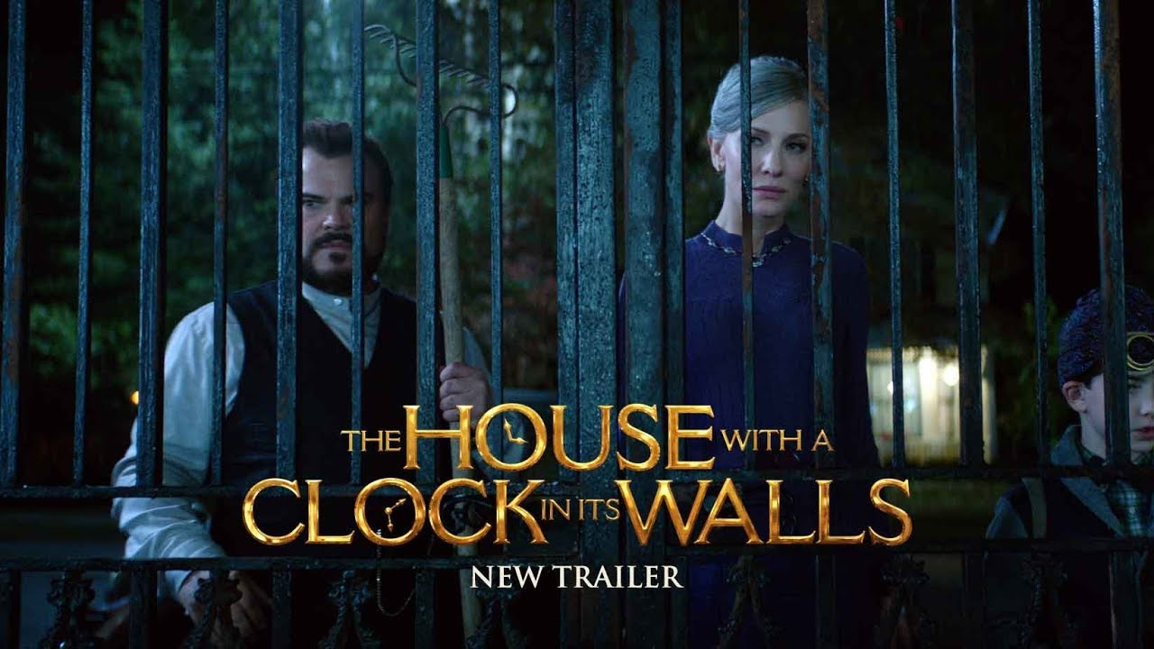 Beware The House with a Clock in Its Walls in New Trailer