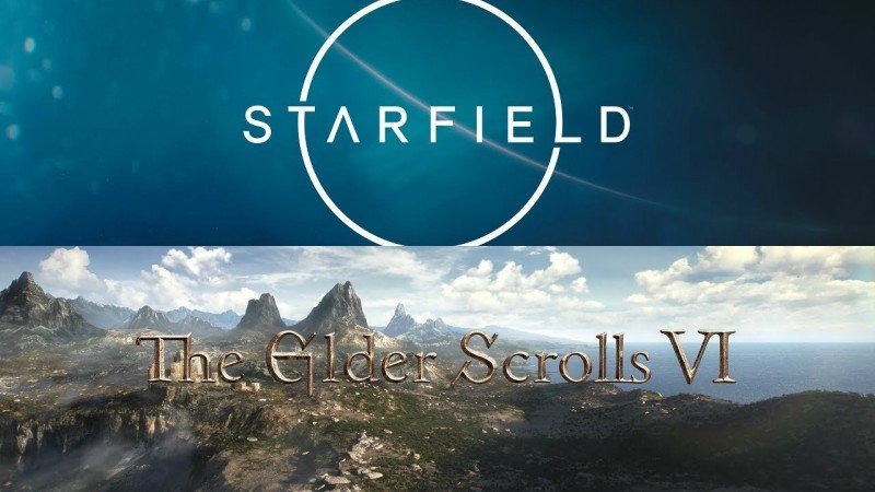 The Elder Scrolls VI And Starfield Announced By Bethesda