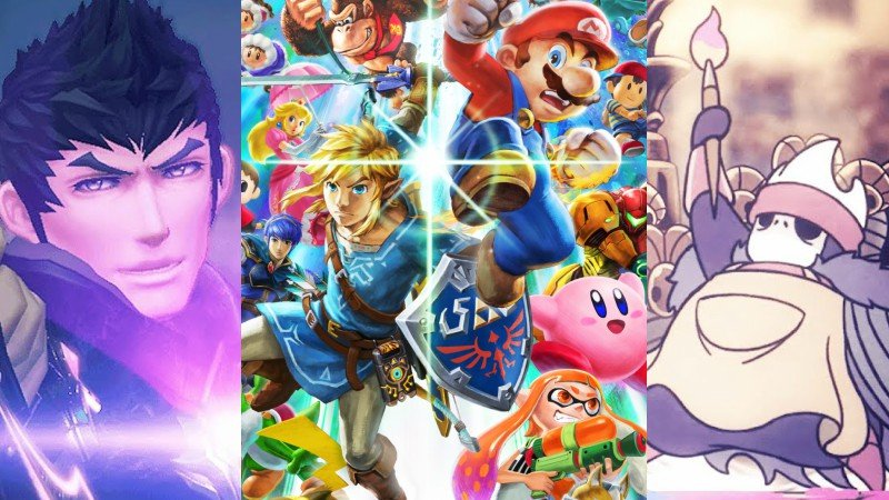 All of the Nintendo E3 2018 Trailers Including Super Mario Party and More!