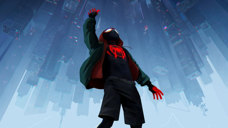 The Full Spider-Man: Into the Spider-Verse Trailer is Here!