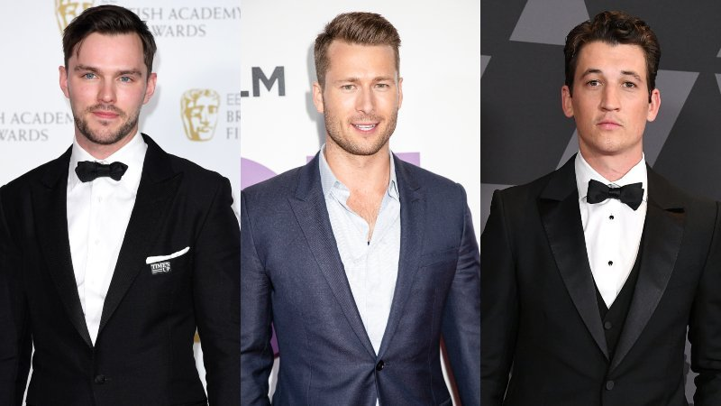 Nicholas Hoult, Glen Powell & Miles Teller Are Frontrunners for Top Gun 2 Role
