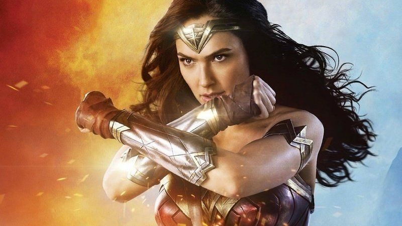 First Wonder Woman Sequel Tease Confirms 80s Setting