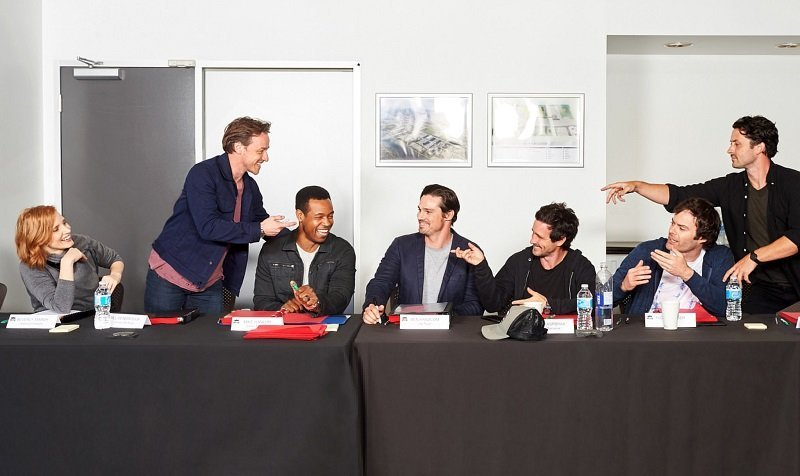 The Losers Club Reunites In IT: Chapter Two For Start of Production