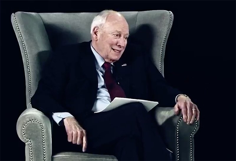 Dick Cheney Interview Teased for New Sacha Baron Cohen Show