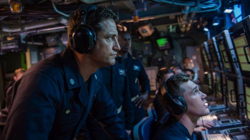 Hunter Killer Trailer: Only Gerard Butler Can Stop World War 3