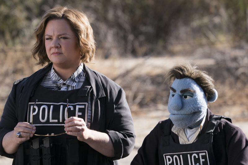 We visited the set of The Happytime Murders -- here's what we learned