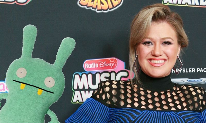 Kelly Clarkson Joins Animated Film UglyDolls
