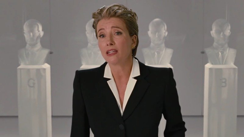 Emma Thompson Joins Chris Hemsworth in Men in Black spinoff