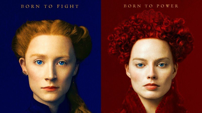 Mary Queen of Scots Character Posters Released