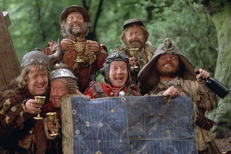 Time Bandits TV Series Heads to Apple Streaming Service