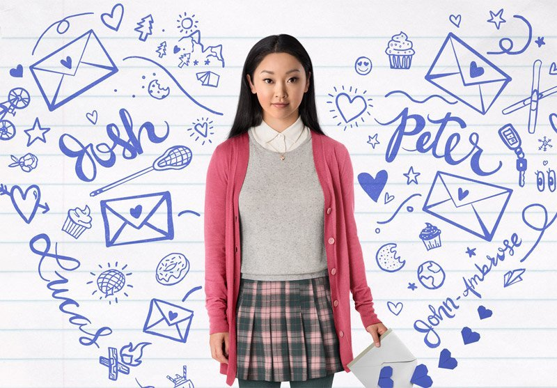 To All The Boys I've Loved Before Trailer & Poster From Netflix
