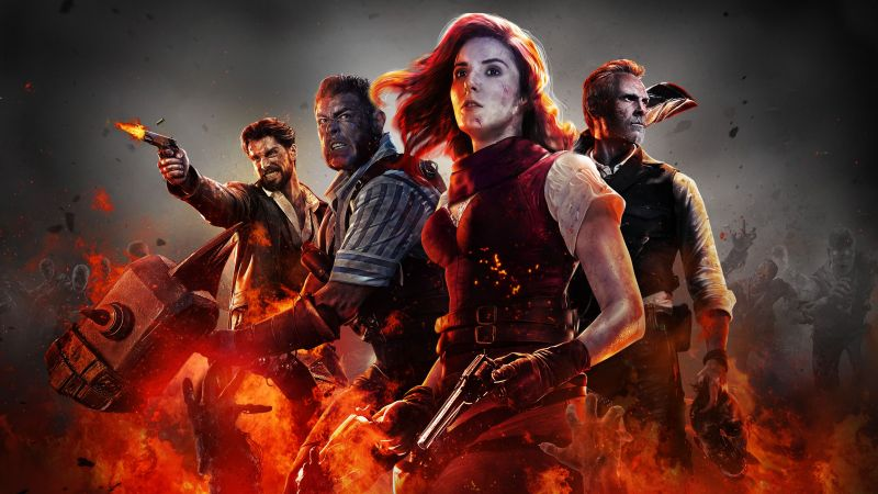 Call of Duty: Black Ops 4 Zombies Chaos Story Trailer Released