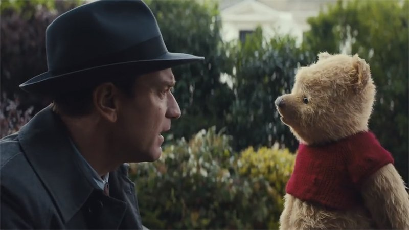 Disney S Christopher Robin Extended Sneak Peek Released
