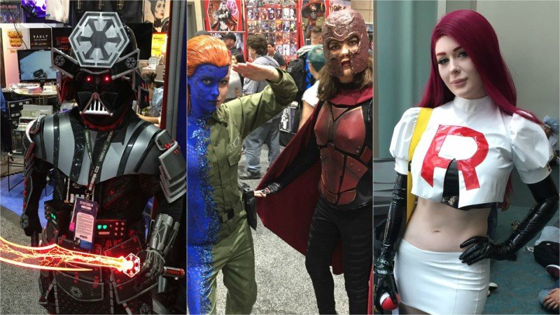 Even More San Diego Comic-Con Cosplay Photos!