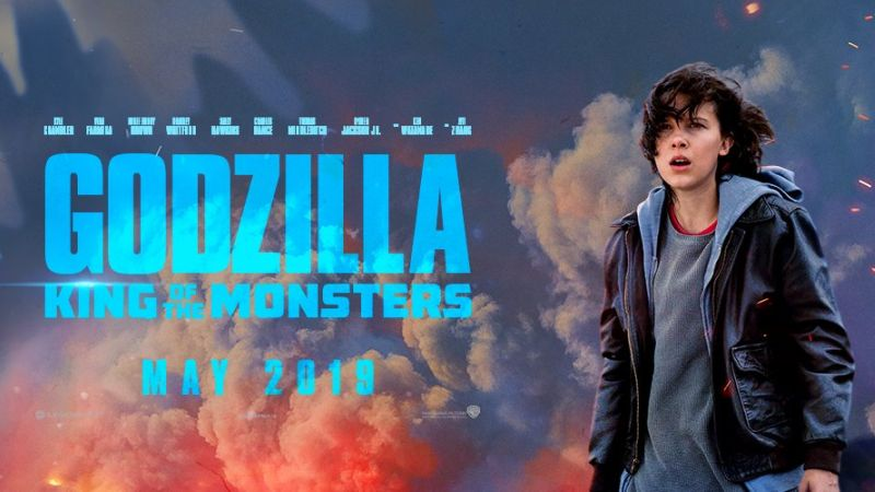 First teaser at 'Godzilla: King of the Monsters'