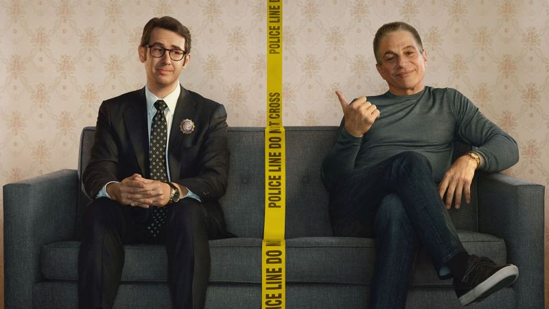 The Good Cop Trailer: Tony Danza & Josh Groban Star in Netflix Original
