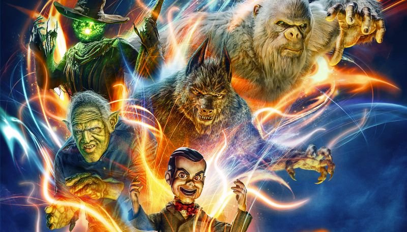 The Goosebumps 2: Haunted Halloween Trailer is Here!