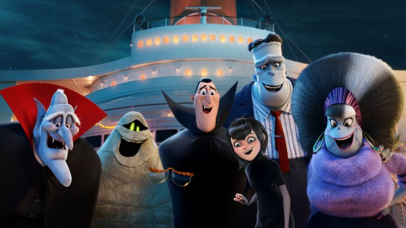 Hotel Transylvania 3 Tops Skyscraper with $100 Million Worldwide Opening