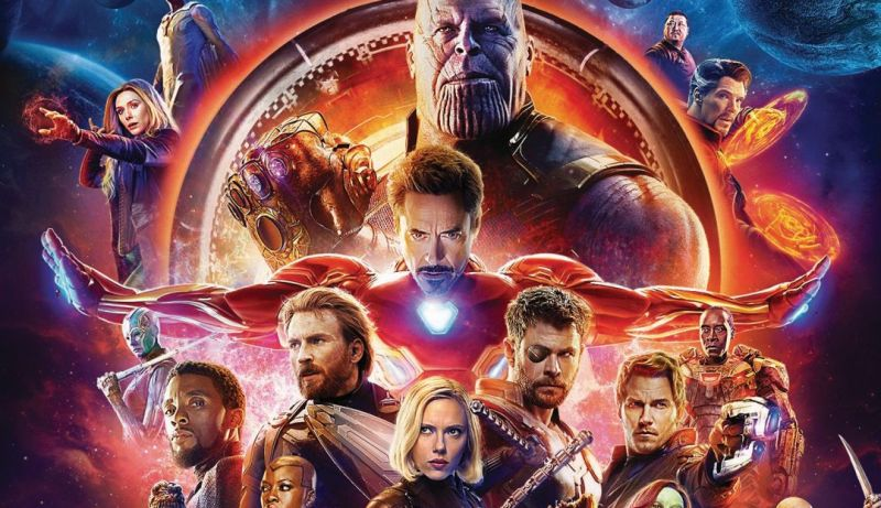 Avengers: Infinity War Blu-ray, 4K, and Digital-HD Details Confirmed!
