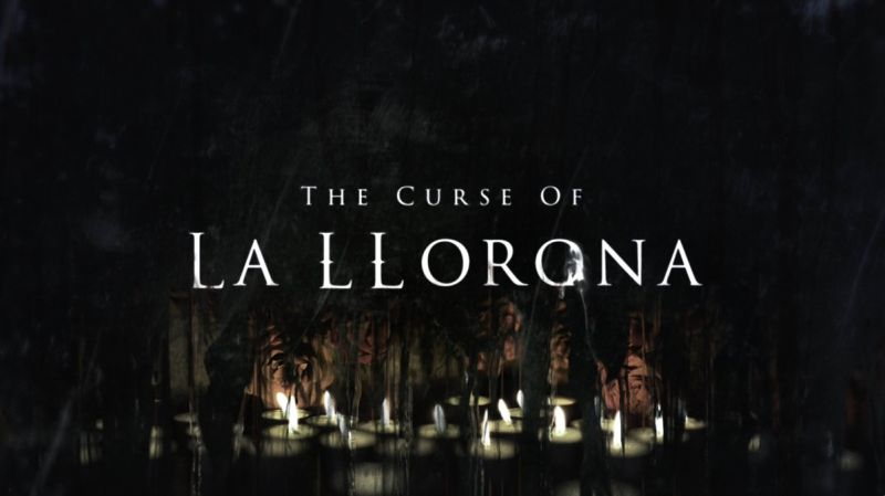 The Curse of La Llorona Reveals Title In Motion Teaser
