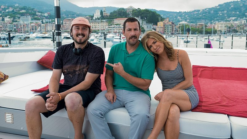 Sandler and Aniston's Netflix Movie Murder Mystery Begins Filming