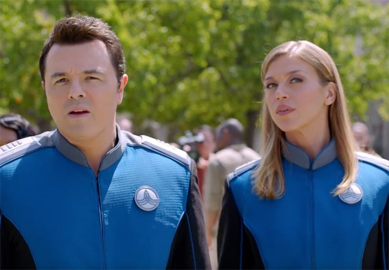 Comic-Con: The Orville Season 2 Trailer Flies High