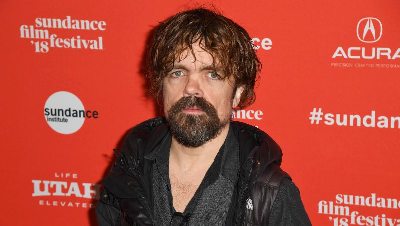 Peter Dinklage is Rumpelstiltskin For Sony