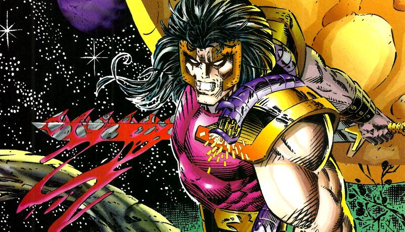 Rob Liefeld's PROPHET Optioned for Live-Action Film
