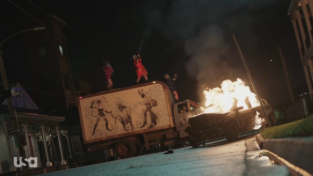 Comic-Con: The Purge Series Trailer Asks What Would You Do?