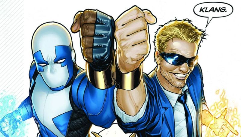 Russo Brothers, TBS Developing Quantum and Woody Series