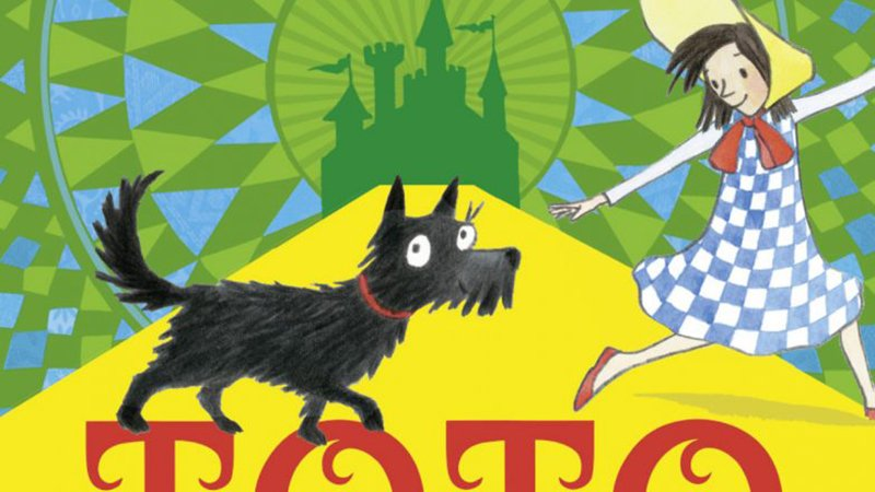 The Wizard of Oz's Toto Animated Movie in the Works