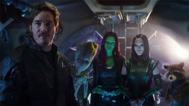 Avengers Endgame Release Date Pinterest: Two Guardians Return For Avengers: Endgame Reshoots