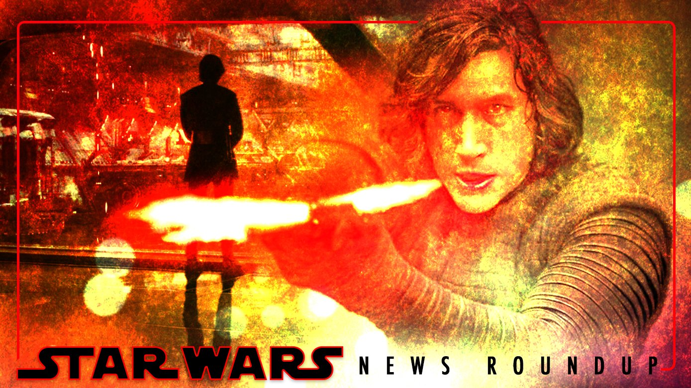 The Star Wars News Roundup for August 24, 2018