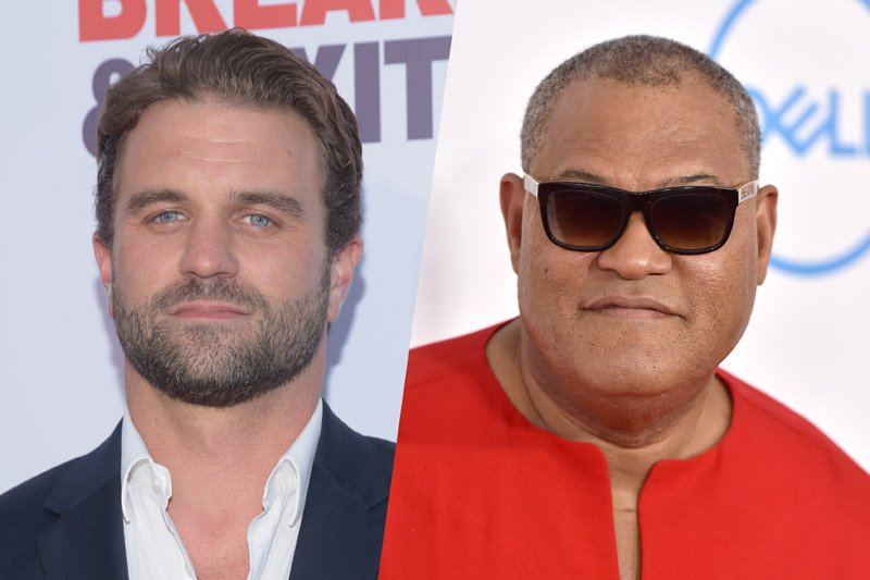 Milo Gibson, Laurence Fishburne to Star in Sports Drama Brother's Keeper