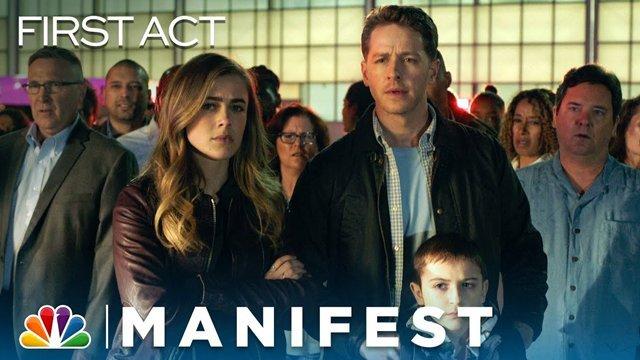first nine minutes of Manifest