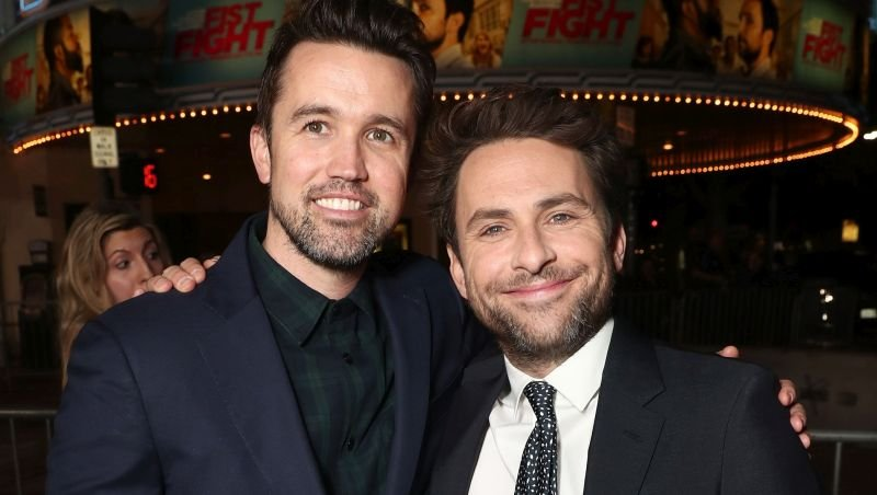 Apple Green Lights New Comedy From Rob McElhenney and Charlie Day