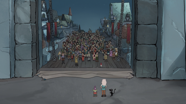 Disenchantment Season 1 Episode 4