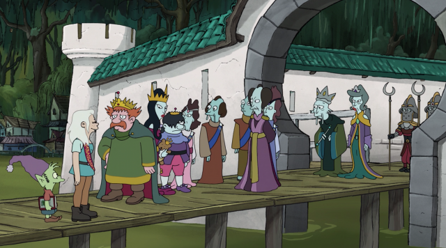 Disenchantment Season 1 Episode 6