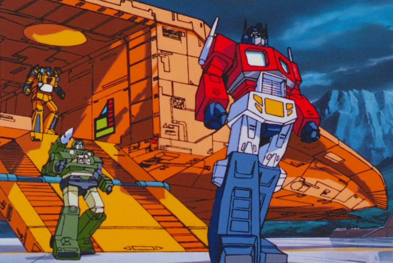 1986's Transformers: The Movie Coming to Theaters in September